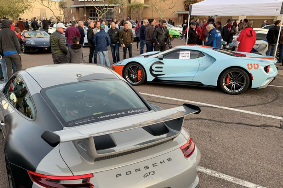 apex motor club, cars and coffee, car event arizona