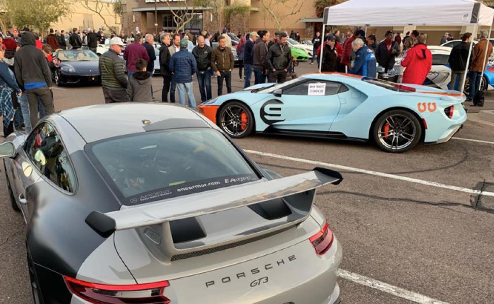 apex motor club, cars and coffee, car event arizona