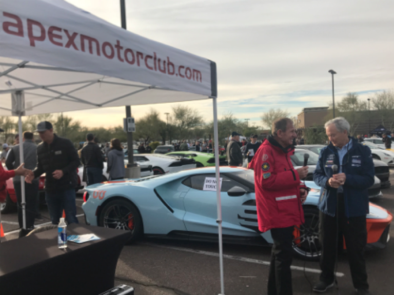 car and coffee, arizona, apex motor club